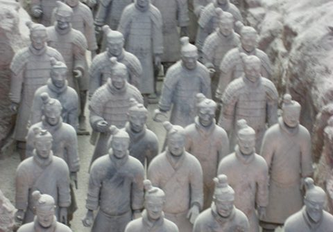 Famous people from Xi'an